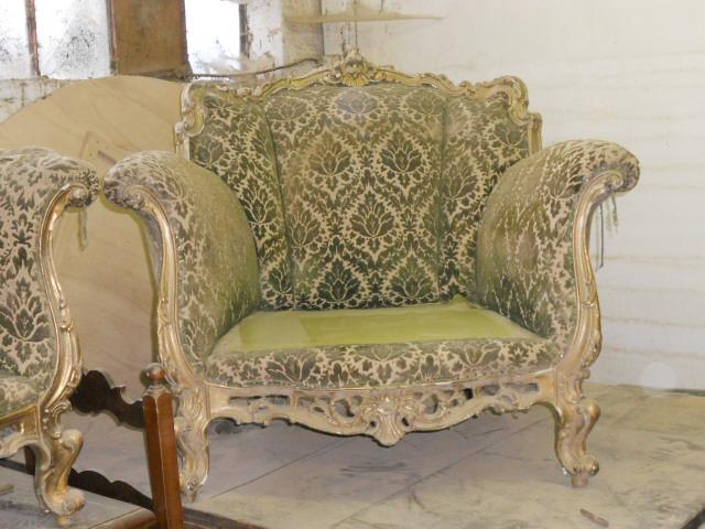 Pezzi di arredamento antichi gi restaurati o da restaurare -> Lampadari Antichi Da Restaurare