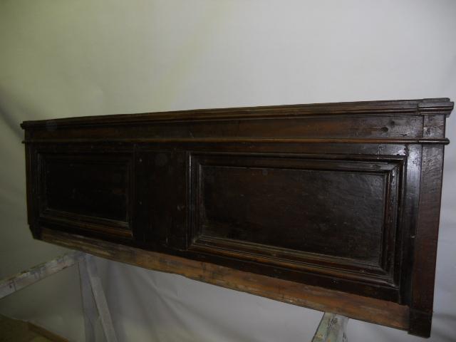 Testata letto porta antica canonseverywhere - Testata letto antica ...