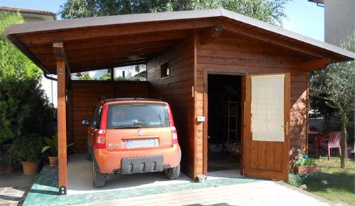 Arredi per esterni in legno for Arredo esterno in legno