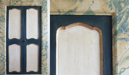 Porte e finestre artigianali in legno antico - Hermes porte e finestre srl ...